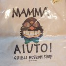 3 left - Tote Bag - Mamma Aiuto - Porco - Ghibli Museum Bag (new)