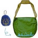 Eco Shoulder Bag - Carabiner Hook Pouch - Zipper - Hikouseki - Laputa - Ghibli - 2012 (new)
