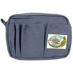 Pouch - 11 Pockets - Laputa - Ghibli - 2012 (new)