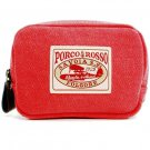 Pouch - 3 Pockets - Porco Rosso - Ghibli - 2012 (new)