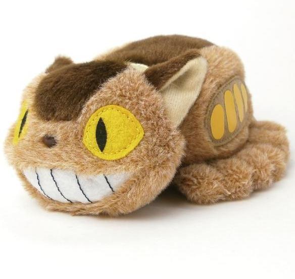 Beanbags / Otedama - W16cm - Fluffy - Nekobus - Totoro - Ghibli - 2012 (new)