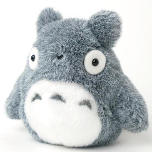 Beanbags / Otedama - H12cm - Fluffy - Totoro - Ghibli - 2012 (new)