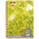 Ring Notebook A5 with Clear File Pocket - Totoro - Ghibli - 2012 (new)