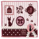 Mini Towel - 25x25cm - Jacquard Weaving - Jiji - Kiki&#39;s Delivery Service - 2012 (new)