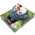1 left - Plush Doll - Snore - Stomach moves - Totoro & Mei - Ghibli - 2012 - no production (new)