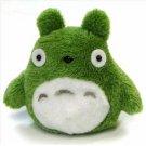 Beanbags / Otedama - H11cm - Fluffy - Green - Totoro - Ghibli - 2012 (new)