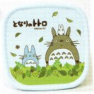 Bento Lunch Box / Tupperware - light blue - made in Japan - Totoro - 2012 (new)