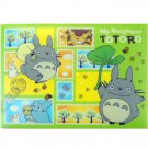 Clear File Case A4 - Totoro & Chu & Sho & Nekobus - Ghibli - 2013 (new)