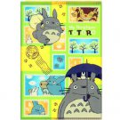 Notebook A5 - PP Cover - Mini Pocket - Totoro & Chu & Sho & Nekobus - Ghibli - 2013 (new)