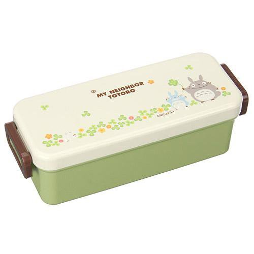 lunch bento box chopsticks microwave dishwasher made in japan totoro ghibli 2013 new. Black Bedroom Furniture Sets. Home Design Ideas