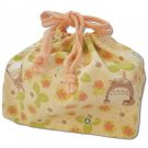 Lunch Bento Bag / Kinchaku - strawberry - made in Japan - Totoro - Ghibli - 2012 (new)