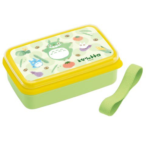 lunch bento box 380ml chopsticks microwave yasai made in japan totoro 2013 new. Black Bedroom Furniture Sets. Home Design Ideas