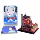 1 left- DVD Collector's Edition - Yuya Figure & DVD &Poster&Booklet- Spirited Away -brown box (new)