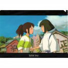 Clear File A5 - 15.5x22cm - Sen & Haku - Spirited Away - Ghibli - 2013 (new)
