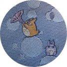 Necktie - Silk - Jacquard Weaving - soap bubble - sax blue - made in Japan- Totoro - 2013 (new)