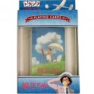 Playing Cards - Wind Rises / Kaze Tachinu - Ghibli - 2013 (new)