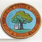 2 left - Patch / Wappen - Embroidery - Totoro - Ghibli Museum - Mini Card & Envelope (new)