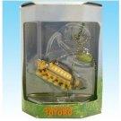 1 left - Chain Strap Holder - Mini Figure - Nekobus & Acorn - Cominica - Totoro - out of production (new)