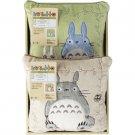 2 Cushion - 30x30cm - Gift Box - Totoro & Chu & Sho & Kurosuke - Ghibli - 2013 (new)