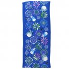 Face Towel - 34x80cm - fireworks - made in Japan - Imabari - Totoro - 2014 - no production (new)