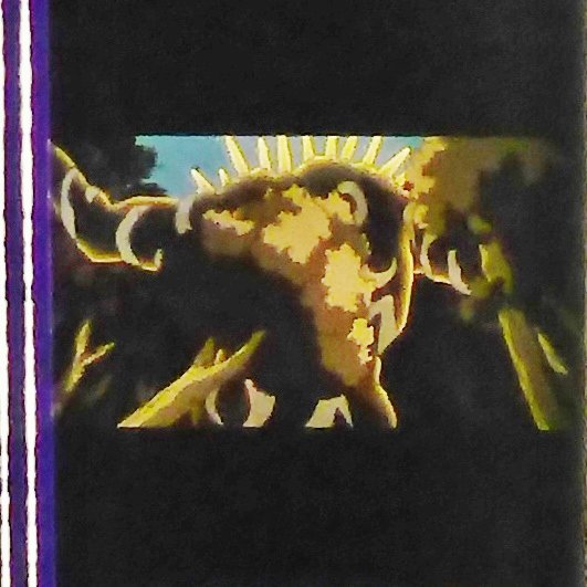 1 left - Movie Film #25 - 6 Frames - Didarabocchi - Mononoke (real film)