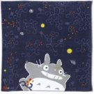 Handkerchief - 29x29cm - Gauze - Arabesque - made in Japan - Totoro - Ghibli - 2014 (new)