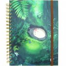3 left - Ring Notebook B6 - Hard Cover - Rubber Band - Totoro - Ghibli - out of production (new)