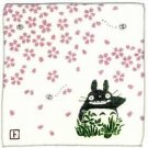 3 left - Handkerchief - 21.5x21.5cm - Gauze - spring - Totoro - Ghibli - no production (new)