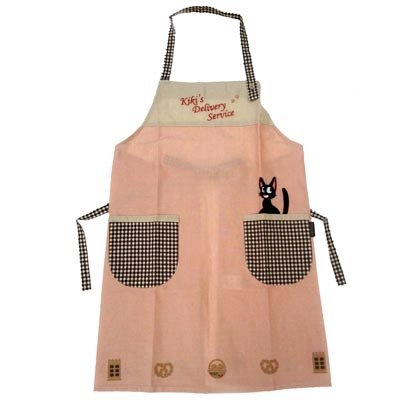 Apron - Embroidery - Jiji - Kiki's Delivery Service - Ghibli - 2014 - no production (new)