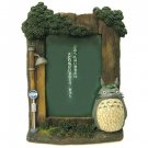 Photo Frame - Desktop and Wall - Bus Stop & Totoro - Ghibli - 2014 (new)