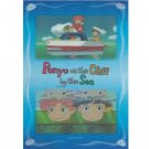 2 left - Pencil Board / Shitajiki - Ponyo & Sousuke & Ponponsen - Ghibli - out of production (new)
