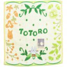 Hand Towel -34x36cm- NonThread Steam Shirring - Applique & Embroidery - Totoro - Ghibli - 2015 (new)