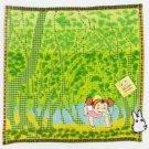 Mini Towel - 25x25cm - Applique & Embroidery - Mei & Totoro - Ghibli - 2015 (new)