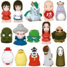 30% OFF - 15 Finger Doll - Chihiro Haku Kaonashi Bounezumi Kamaji Gods - Spirited Away -2014 (new)