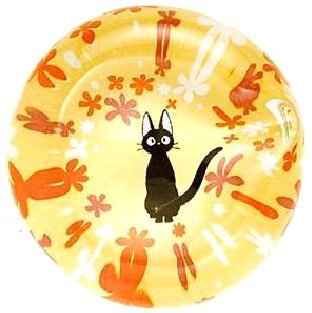 Chopstick Holder - Glass - Flower - Jiji - Kiki's Delivery Service - Ghibli - 2015 (new)