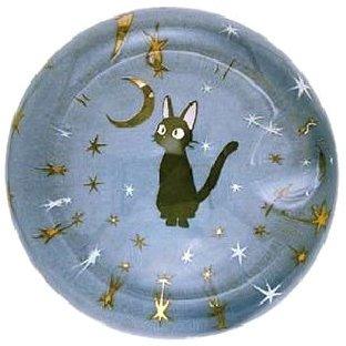 Chopstick Holder - Glass - Stars & Moon - Jiji - Kiki's Delivery Service - Ghibli - 2015 (new)