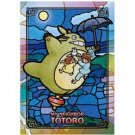 Jigsaw Puzzle - 208 pieces - Art Crystal like Stained Glass - Totoro - Ensky - 2015 (new)