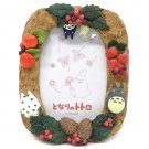 Photo Frame - Desktop & Wall Hanging Type - winter - Totoro - Ghibli - 2015 (new)