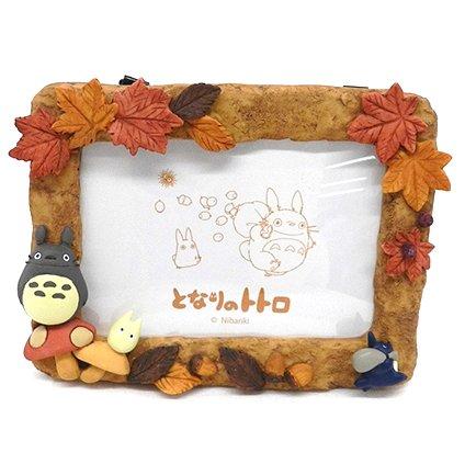 Photo Frame - Desktop & Wall Hanging Type - autumn - Totoro - Ghibli - 2015 (new)