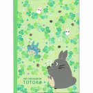 Notebook B5 - 48 Pages - clover - made in Japan - Totoro - Ghibli - 2015 (new)