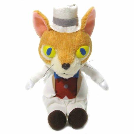 Beanbags / Otedama (M) -H17cm- Fluffy- Baron - Whisper of the Heart - Ghibli - Sun Arrow -2015 (new)