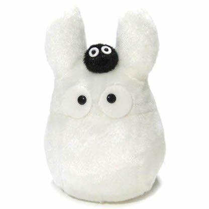 Beanbags / Otedama (M) - H15cm - Fluffy - Sho Totoro & Kurosuke - Sun Arrow - 2015 (new)