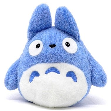 Beanbags / Otedama (M) - H15cm - Fluffy - Chu Totoro - Sun Arrow - 2015 (new)