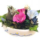 1 left - Decoration - Summer - Morning Glory - Totoro & Chu & Sho - Ghibli - no production (new)