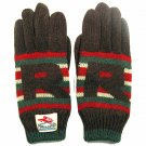 Gloves - Mens - Jacquard Weaving Knit - Porco Rosso - Ghibli - 2015 (new)