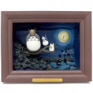 Clock - Quartz - Desk & Wall Type - Ocarina - Totoro & Chu & Sho & Kurosuke - Ghibli - 2015 (new)