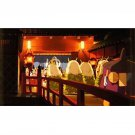 1 left - Bookmarker - Movie Film #10 - 6 Frame - Onama sama - Spirited Away - Ghibli Museum (new)