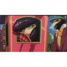 1left- Bookmarker - Movie Film #17- 6 Frame- Witch & Rubber Man - Howl's Moving - Ghibli Museum(new)