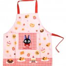 Apron - Kid's Size- Jiji Applique - Velcro Tape- made in Japan - Kiki's Delivery Service -2016 (new)
