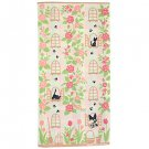 Bath Towel -60x120cm- Jacquard - made in Japan -garden- Jiji - Kiki's Delivery Service - 2016 (new)